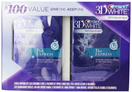 crest-3d-whitestrips-1-hour-express-dental-whitening-kit-pack-of-2