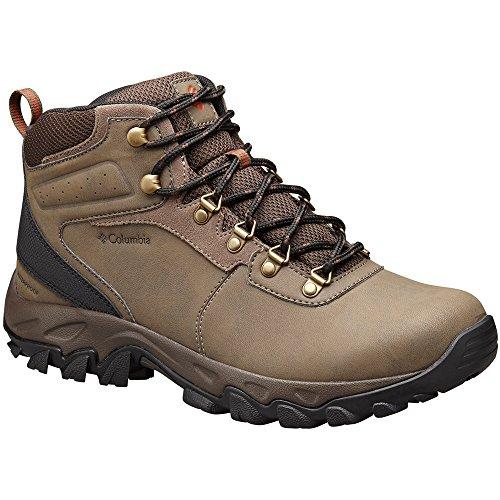 Columbia Mens Newton Ridge Plus Ii Waterproof Hiking Shoe