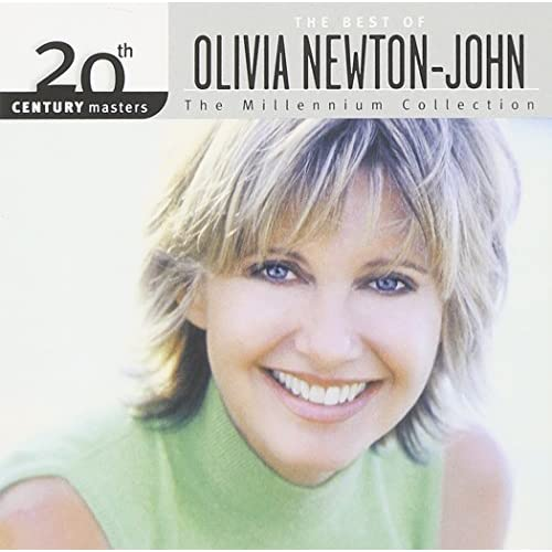 Olivia Newton-John: 20th Century Masters - The Best of Olivia Newton-John: The Millennium Collection (Audio CD)