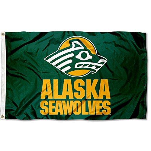 Alaska Seawolves Alaska Seawolves University Large College - Tailgate Alaska