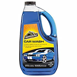 Car Wash Concentrate Liquid 64 oz (24 Pack)