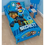 Paw Patrol 'Spy' Junior / Cot Bed Size Duvet Cover Set