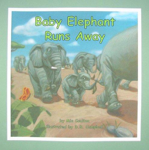 Download Baby elephant runs away (Baby Elephant Books-large Book) ebook