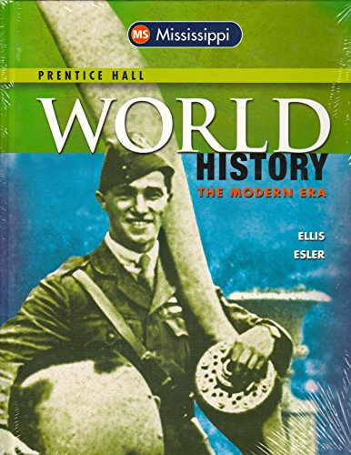 Prentice Hall World History the Modern Era MS Edition (World History The Modern Era Ellis Esler)