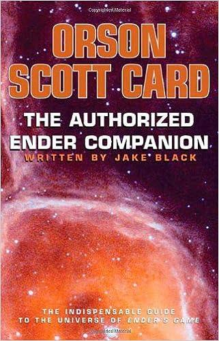 Orson Scott Card: The Authorized Ender Companion: Amazon.es ...