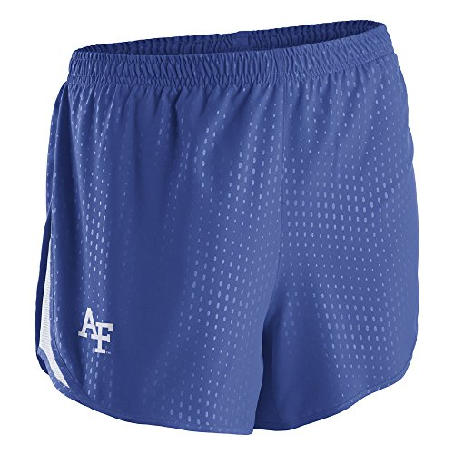 (Nike College Women's Stadium Mod Tempo Performance Shorts (XXLarge, Air Force Falcons - Royal))