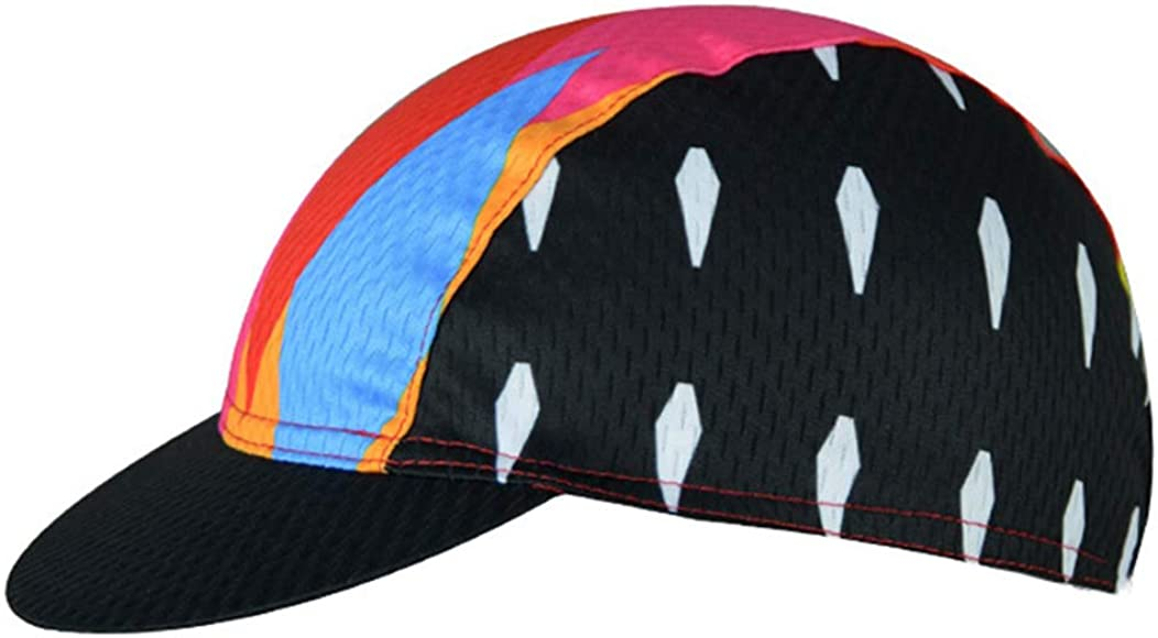 AMOYER Bicicleta Gorra De Tela Transpirable Riding Wicking Cap Cap ...