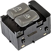 Eynpire 9505 Power Master Window Switch Front Left Driver Side For 1995-2002 Pontiac Grand Prix & 1995-2005 Pontiac Sunfire 2 DOOR