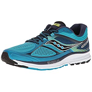 Saucony Men's Guide 10 Running Shoes, Blue Navy, 15 D(M) US