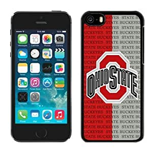 Customized Iphone 5c Case Ncaa Big Ten Conference Ohio State Buckeyes 2
