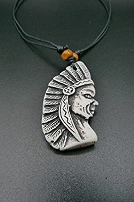 Traditional Redskin Handmade Adjustable Necklace Accessories