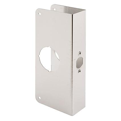 Defender Security U 9586 Door Reinforcer 1-3/4-Inch Thick by 2  sc 1 st  Amazon.com & Defender Security U 9586 Door Reinforcer 1-3/4-Inch Thick by 2-3/8 ...