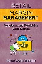 Retail Margin Management: Markdowns & maintaining dollar margins