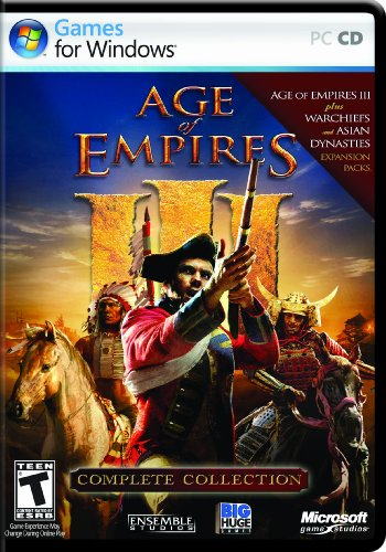 (Age of Empires III Complete Collection [Online Game Code])