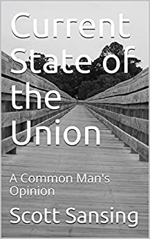 Current State of the Union: A Common Man's Opinion (A Common Man's Perspective on the State of the Union Book 1)