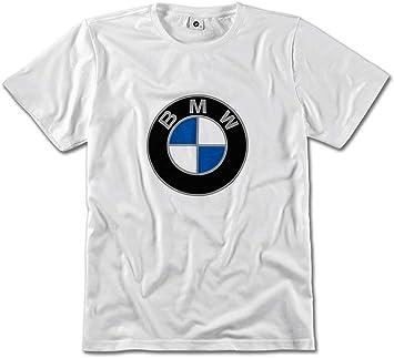 BMW Original – Camiseta con logotipo clásico (S): Amazon.es: Ropa y accesorios