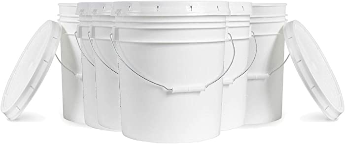 The Best Empty Food Grade Pails