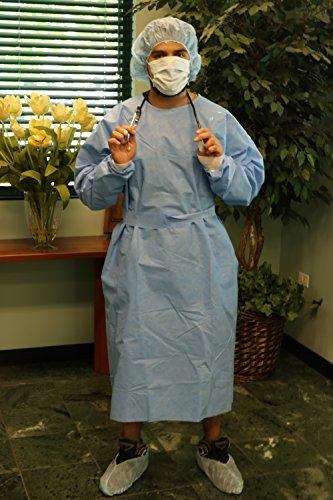 Halloween Doctor Surgeon Costume Kit, Adult XLarge, (Surgeons Halloween Costume)