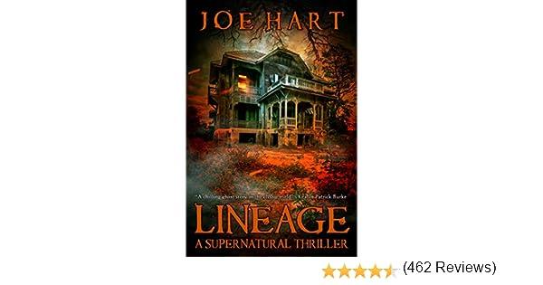 Lineage: A Supernatural Thriller - Fire Dept. Ebooks & Apps 2018-02-22 20:00