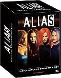 エイリアス ~2重スパイの女 シーズン1 DVD COMPLETE BOX