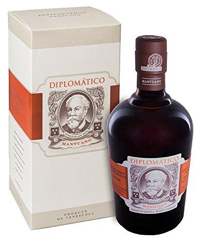 RUM DIPLOMATICO MANTUANO | 40 % vol. | 700 ml | AC 1 spesavip