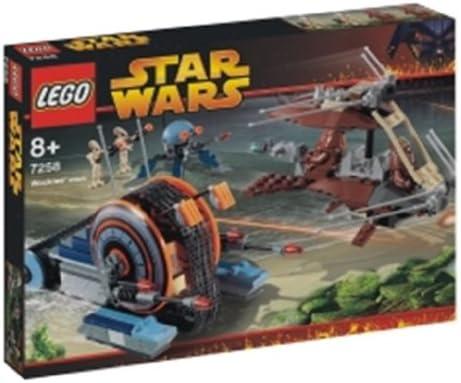 B0007LXW48 LEGO Star Wars Wookiee Attack (7258) 51NZnBnSKuL.