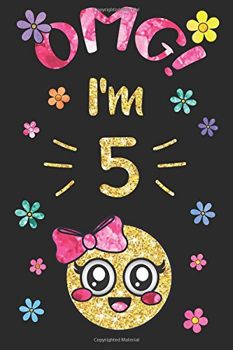 happy-birthday-year-journal-omg-i-m-5-emoji-happy-5th-birthday-journal-notebook-birthday-emojis-collage-journal-for-5-year-old-girls-writing-girl-memory-keepers-for-kids-volume-1