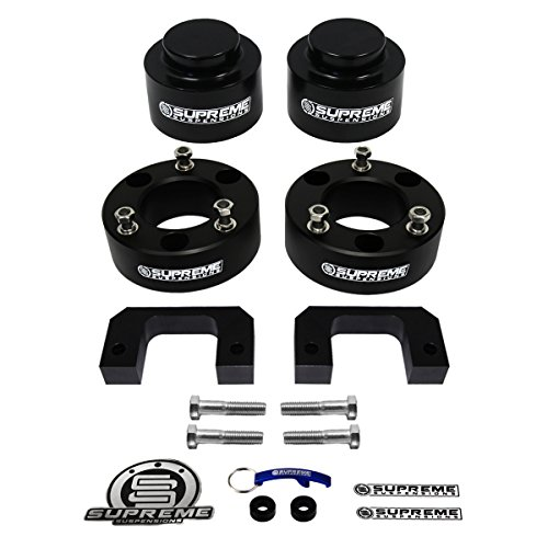 Supreme Suspensions - Full Avalanche Lift Kit 3.5