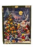 Choceur 24 Christmas Chocolate Figures