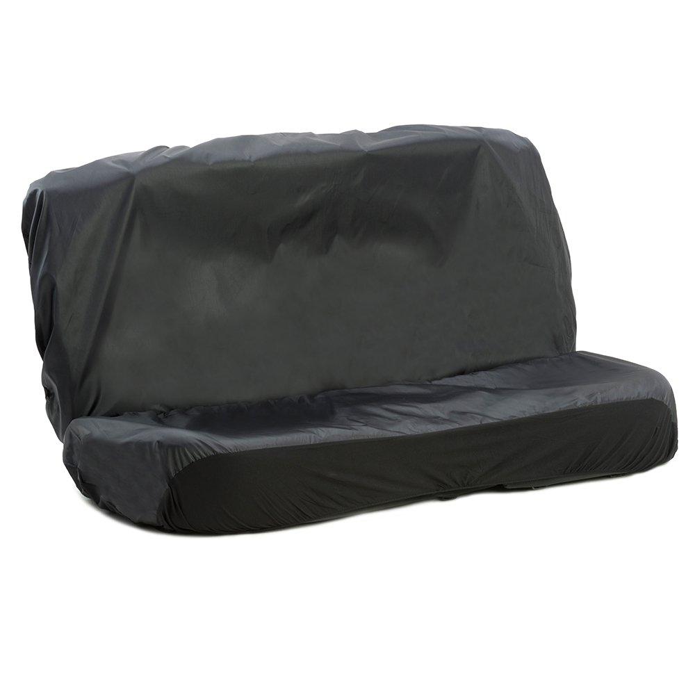 AutoCompanion - Wasserabweisende Autositzbezü ge, Vordersitzbezü ge, Universalmodell (fü r Vordersitze oder Rü cksitze erhä ltlich), Schwarz Auto Companion AUTOC-11
