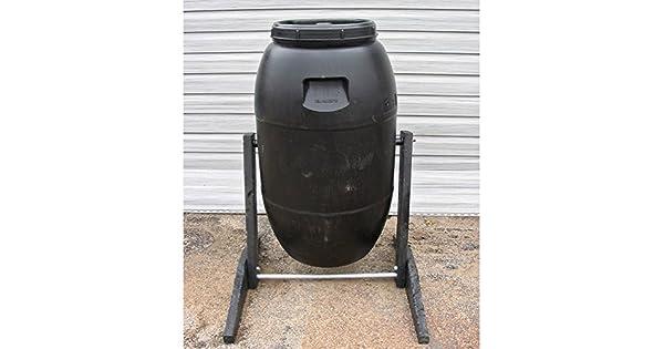 Amazon.com: upcycle 55 galones de plástico Vaso de compost ...