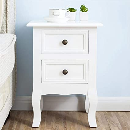 Amazon.com: U-smile Night Stands for Bedroom Small Dresser ...