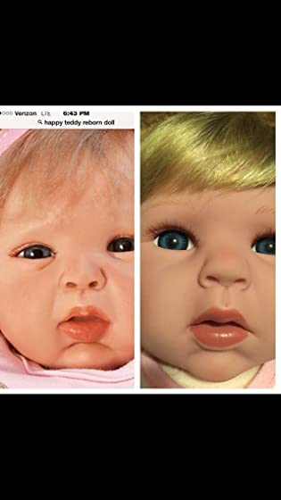 Paradise Galleries Reborn Baby Doll Lifelike Realistic Baby Doll, Tall Dreams Gift Set Ensemble, 19-inch Weighted Baby, for Ages 3+ FALSE ADVERTISEMENT!!