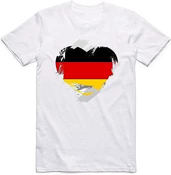 تي شيرت علم ألمانيا -رجال