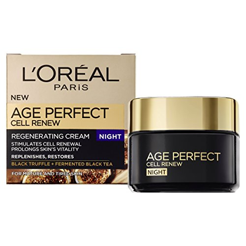 L'Oreal Paris Dermo Expertise Age Perfect Cell Renew Advanced Restoring Night Cream (50ml) ()