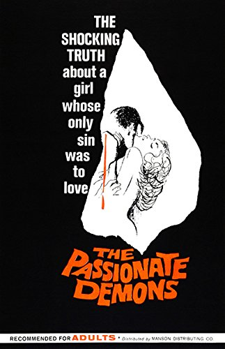 The Passionate Demons - 1961 - Movie Poster