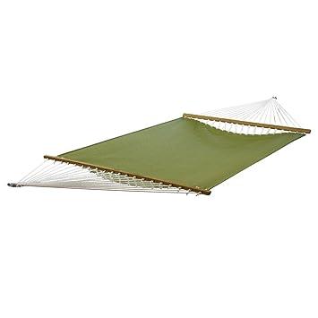 algoma 2789w 69 two point 13 foot fabric hammock riviera palm stripe spun amazon     algoma 2789w 69 two point 13 foot fabric hammock      rh   amazon