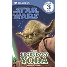 The Legendary Yoda (Turtleback School & Library Binding Edition) (Star Wars (DK Publishing)) by Catherine Saunders (2013-04-01)