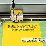 Monicut Pen Adapter for Cricut Explore Air