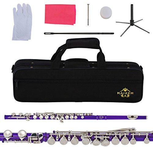 Kaizer Flute C Key