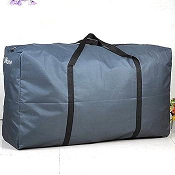 UName Extra Large Jumbo Zippered Storage Bag Shoppingu0026Moving BagLaundry BagBed Sheets  sc 1 st  Amazon.com & Amazon.com: UName Set of 2 Extra Large Jumbo Zippered Storage Bag ...