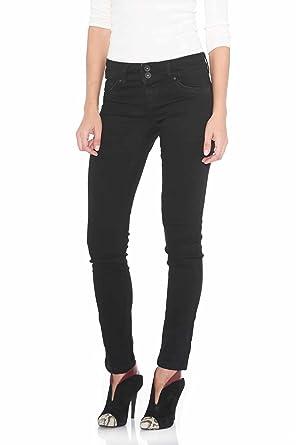 d956e8b076 Suko Jeans Women s Powerstretch Denim Skinny Jean Pants 17512-023 Black 6