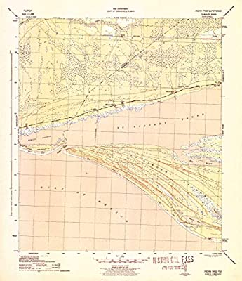 Amazon.com : YellowMaps Indian Pass FL topo map, 1:31680 ...
