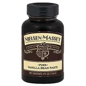 Nielsen-Massey Vanillas 4-oz Pure Vanilla Bean Paste