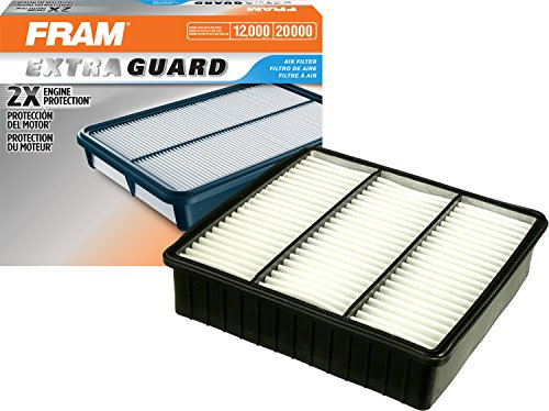 FRAM CA8208 Extra Guard Rigid Panel Air Filter (Mitsubishi Mirage Panel)