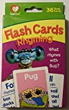 Appleseed Rhyming Words Flash Cards Flashcards Set of 36 Learning Cards Reading