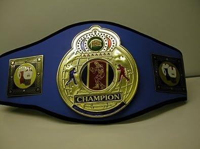 234146d65671 NWS Ceinture de boxe - Ceinture de Champion - Replique - Taille adulte