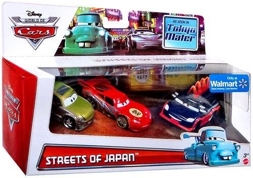 disney-world-of-cars-toon-streets-of-japan-set-dragon-mcqueen-with-oil-stains-kaa-reesu-and-yokoza-1