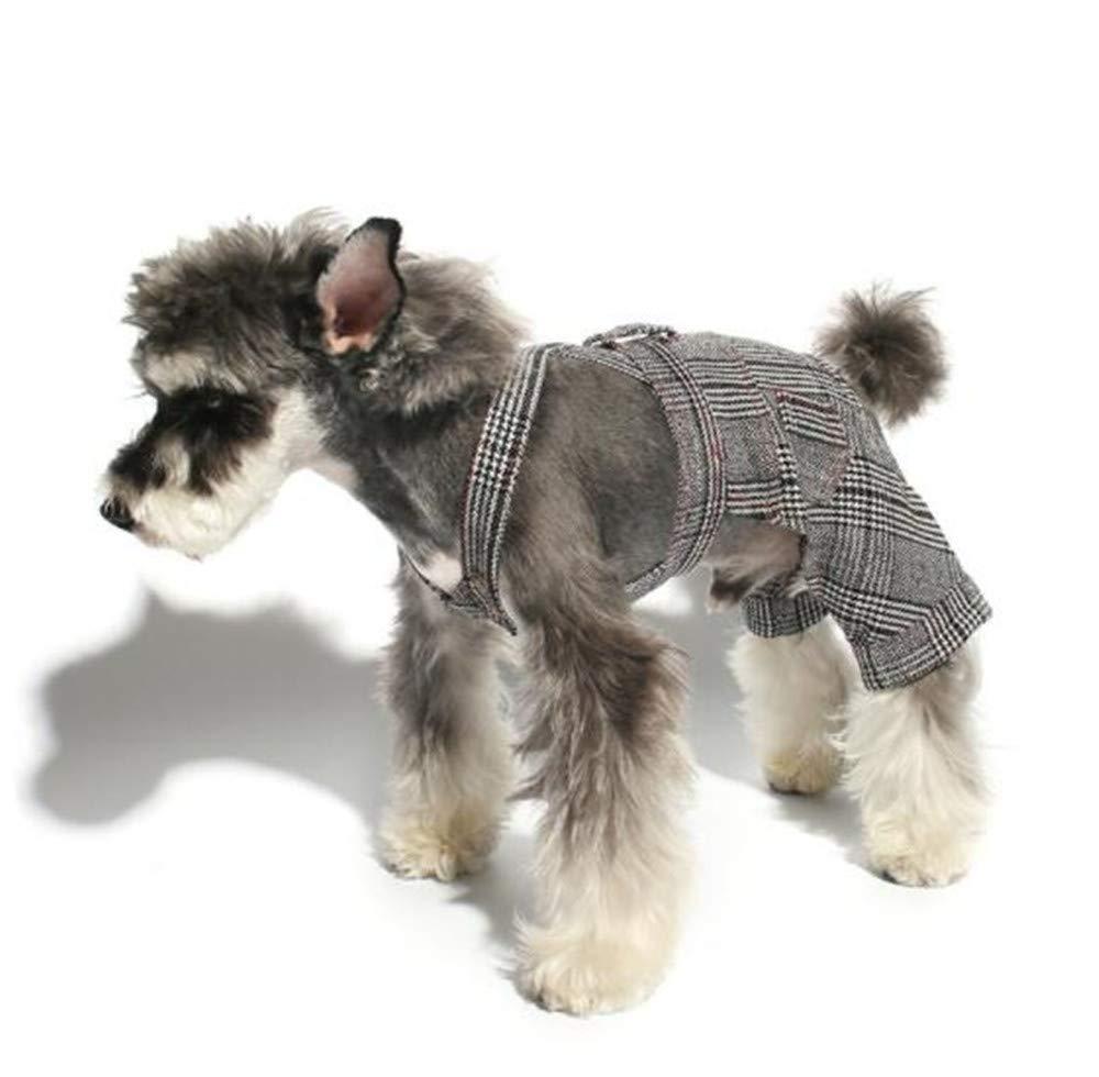 color1 S color1 S Pet Dog Cat Clothes Jumpsuits Jacket Costumes Apparel Hooded Hoodie Coats(color1 S)