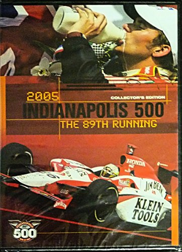 (2005 Indianapolis 500 The 89th Running Collector's Edition)